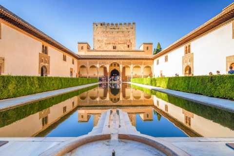 Granada: tour privado de la Alhambra, Generalife y Albaicín