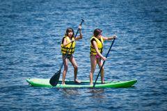 Cartagena: Aluguel de Paddleboard de 1 hora ou aula particular
