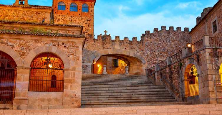 6-Day Andalucía and Toledo Bus Tour