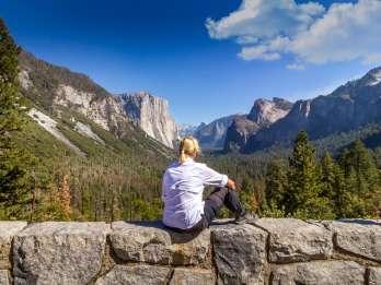 San Francisco - Yosemite-Nationalpark: One-Way-Transfer