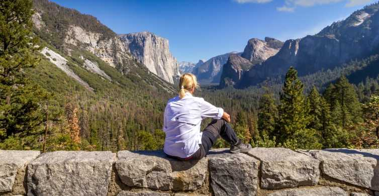 San Francisco to/from Yosemite National Park: 1-Way Transfer
