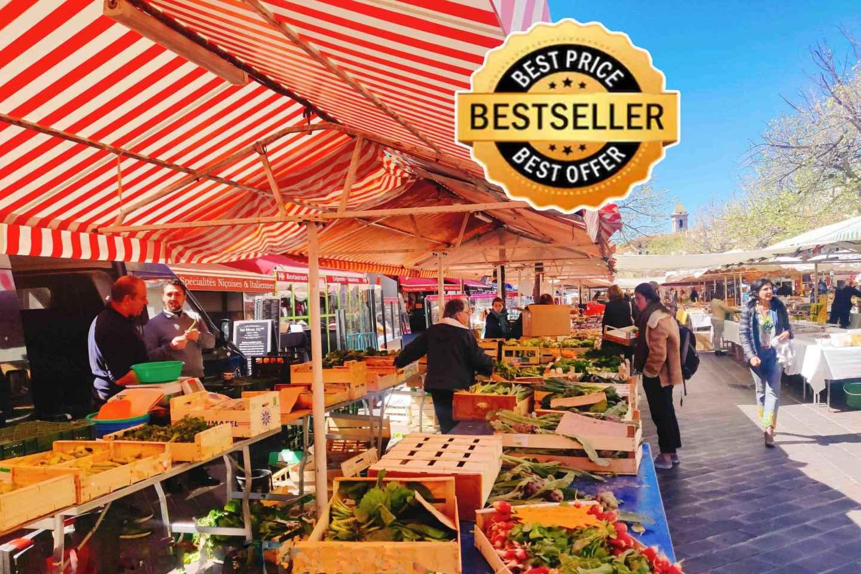 Nizza: Geführter Altstadt- und Schlossberg-Rundgang
