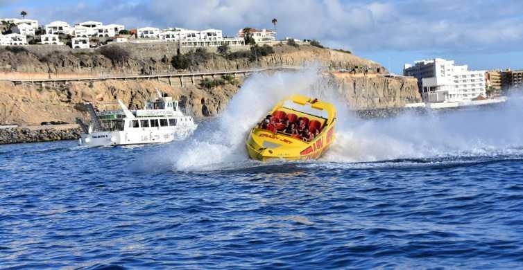 Gran Canaria: High-Speed Boat Adventure