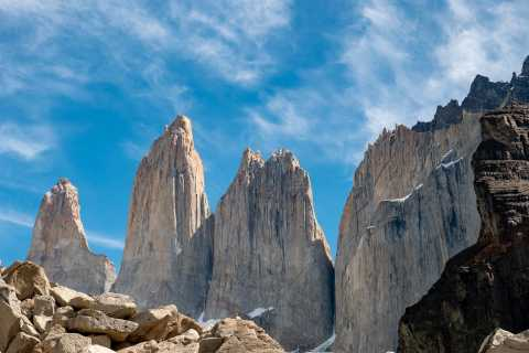 Torres del Paine: 6-Day Scenic W Trek