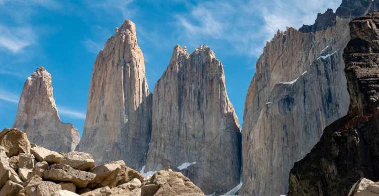 Torres del Paine: 6-Day Scenic W Trek
