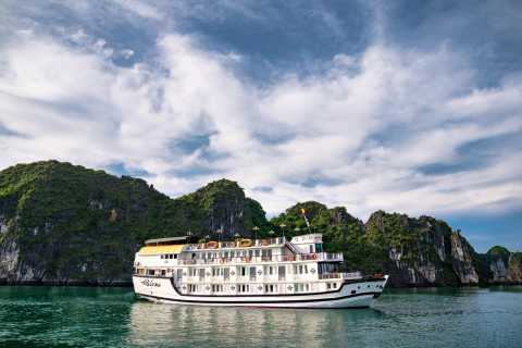 Paloma Cruise 4-Star: Spectacular HaLong Bay 2 Days 1 Night
