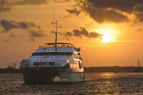 Bali Hai: Sunset Dinner Cruise with Hotel Pickup
