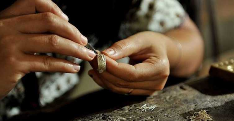 Ubud: 3-Hour Silver Jewelry Making Class