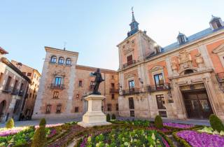 Highlights von Madrid: Rundang mit privatem Guide