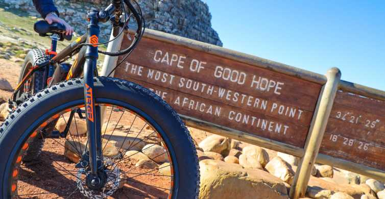 Cape Town: E-Bike Cape Peninsula Tour