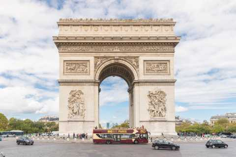 Paris: Full-Day Classic & Night Tour