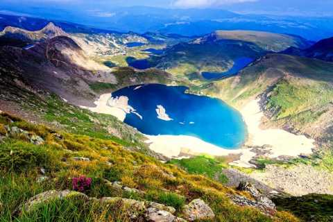From Sofia: Bus Transfer to Rila Lakes