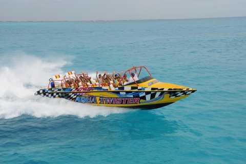 Cancun: High-Speed Boat Adventure