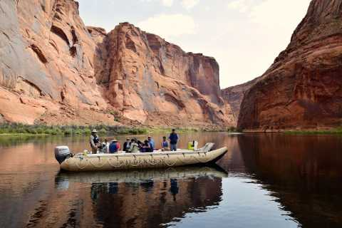 Grand Canyon: Antelope Canyon & River Adventure