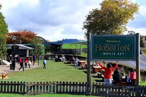 From Auckland: Hobbiton Movie Set Tour