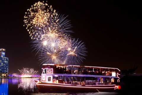 New Year's Eve Luxury Canal Dinner Cruise