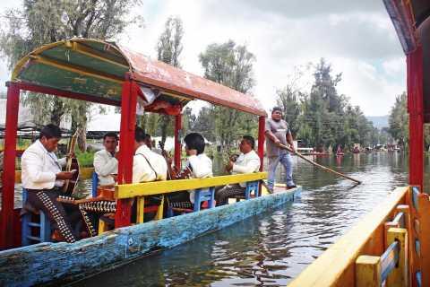 Mexico City: Xochimilco, Coyoacán and University City Tour