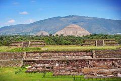 México: Excursão 1 Dia Teotihuacan e Basílica de Guadalupe