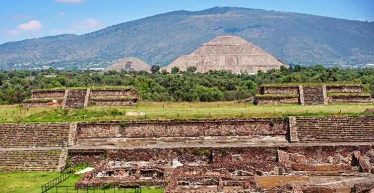 Mexico: Full-Day Teotihuacan & Basilica Guadalupe Tour