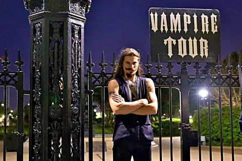 New Orleans: 1.5-Hour Vampire Tour of the French Quarter