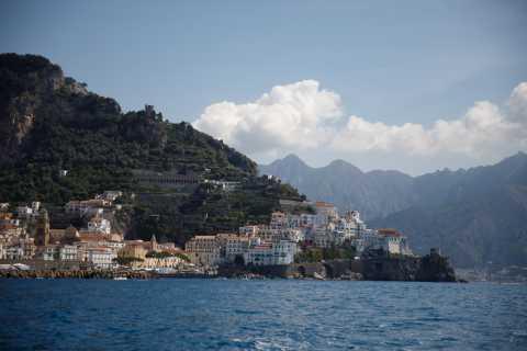 Positano: Amalfi Coast Boat Tour with Fishing Village Visit