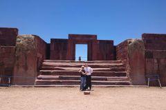 De La Paz: Excursão 1 Dia Tiwanaku e Lago Titicaca