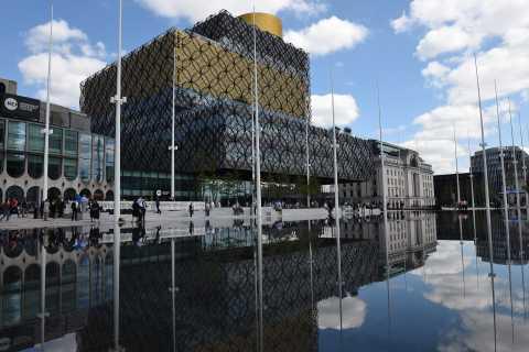 Birmingham: Excursão a pé pela cidade de uma hora