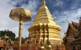 Chiang Mai: Doi Suthep & Inthanon National Park Day Tour