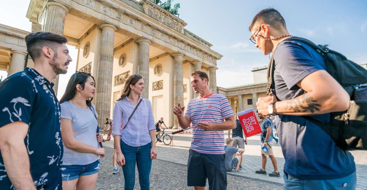 Terceiro Reich e Guerra Fria: Excursão a Pé em Berlim