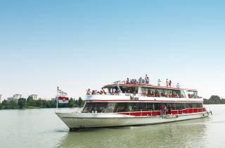 Wien: 3,5-stündige große Flussrundfahrt auf der Donau