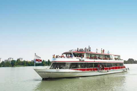 Vienna: 3.5-Hour Grand Danube River Cruise