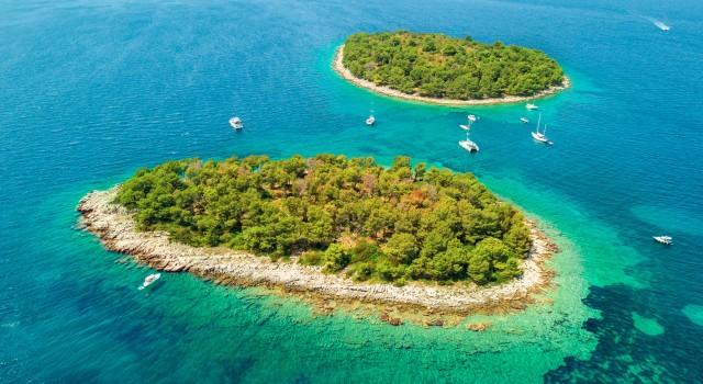 Vanuit Split: een halve dag in Trogir en Blue Lagoon