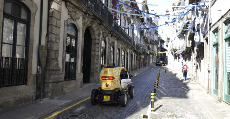 Porto: 1-Day Self-Drive City Tour with GPS Guide