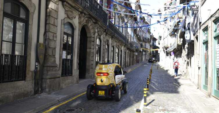 Porto: tour della città a guida autonoma di 1 giorno con guida GPS