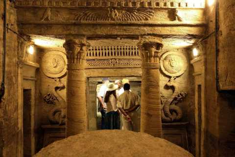 Alexandria: Archeological Day Tour