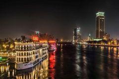 Cairo: Cruzeiro no Rio Nilo com Jantar e Entretenimento