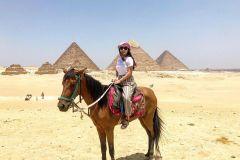 Pirâmides de Gizé e Esfinge: Excursão Particular de Meio Dia