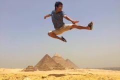 Pirâmides, Museu e Bazar Excursão c/ Ingresso e Almoço