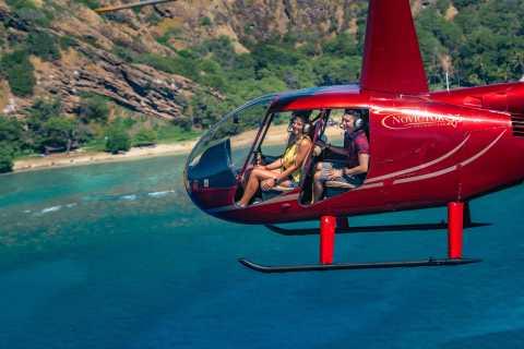 Oahu: tour in elicottero di 45 minuti con porte accese o spente