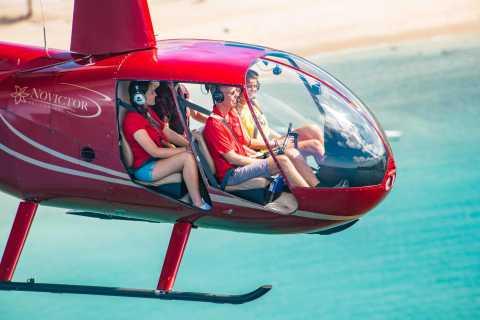 Oahu: Percorso per Pali 30 minuti di porte a bordo o in elicottero