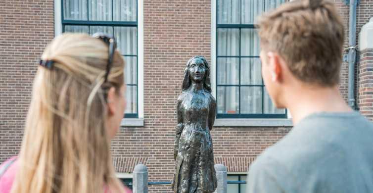Amsterdam: Stadtrundgang Anne Frank und Zweiter Weltkrieg