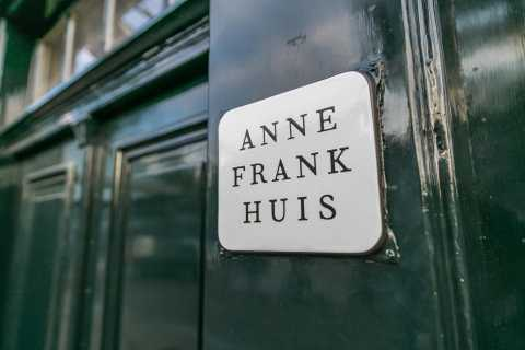 Amsterdam: Life of Anne Frank and World War II Walking Tour