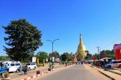De Yangon: excursão privada de um dia ao Bago com almoço