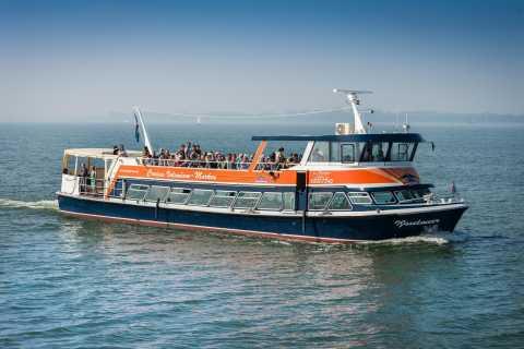 Volendam: Express Boat Cruise to Marken Island
