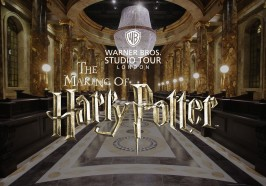 seværdigheder i London - Fra London: Harry Potter-tur til Warner-studiet m. transport