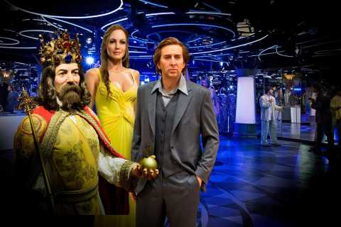 Prague: Wax Museum of Legends by Chocotopia