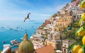 Amalfi Coast: Day-Trip to Positano, Amalfi and Ravello