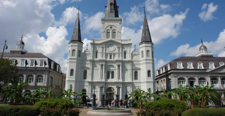 New Orleans: 2-Hour City Sightseeing Bus Tour