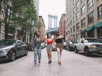 Brooklyn: Tour mit einem persönlichen Urlaubsfotografen
