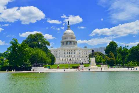 Washington, DC: Guided Small Group 4-Hour Day Tour